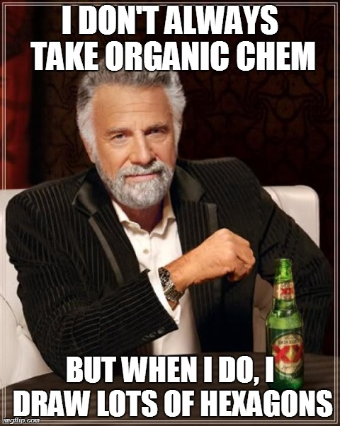 The world's most interesting chemist